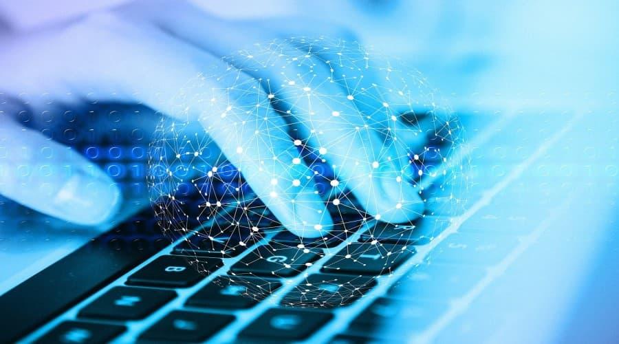 Teclado de ordenador de Consultoras de Transformación Digital