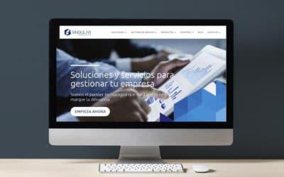 Nueva web Singular Consulting