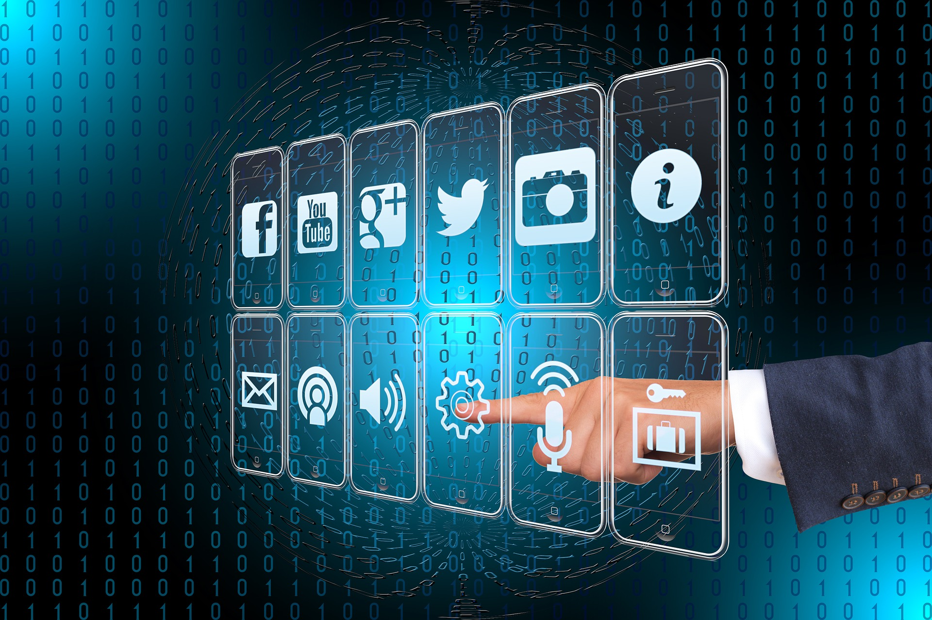 Soluciones de transformación digital